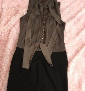 Платье блузка юбка