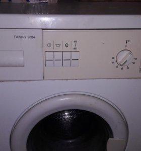 Стиральная машина SIEMENS FAMILY 2084