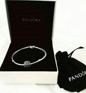 Pandora браслет и шармы