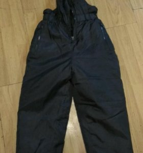 Тёплые штаны, 122см