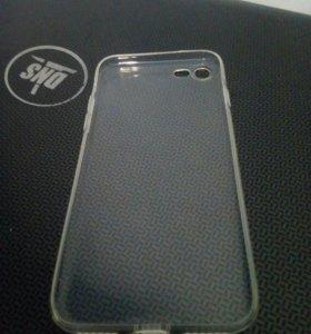 Силиконовый чехол к айфон 7