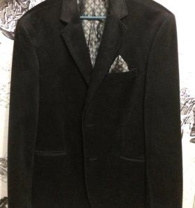Пиджак вельветовый мужской fabric bazioni