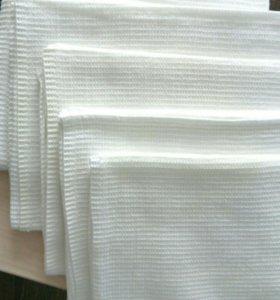 Вафельные полотенца 40*80 12 штук