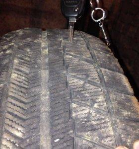 Зимняя резина Bridgestone BLIZZAK 215/65R16