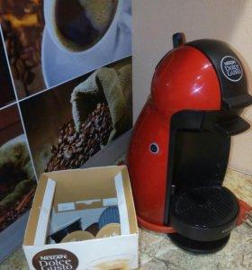 Кофе-машина Dolce Gusto krups