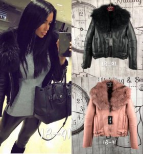 На заказ мех натуральный куртка