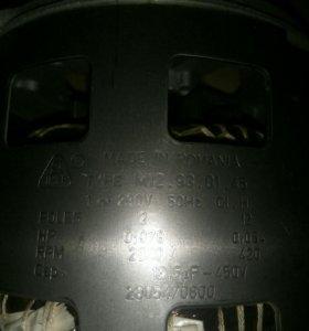 Двигатель от стиральной машины Веко.