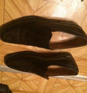 Туфли итальянские Bally