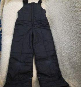 Тёплые зимние штаны.