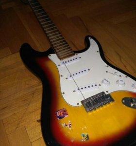 Электронная гитара