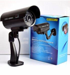 Водонепроницаемая пустышка CCTV Камера