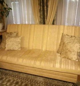 Пошив штор, перетяжка мебели
