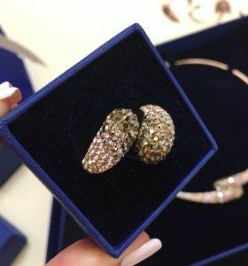 Swarovski Louise комплект кольцо и колье