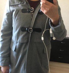Пальто+шапка и платок
