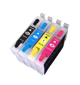 Многоразовый картридж для принтера Epson