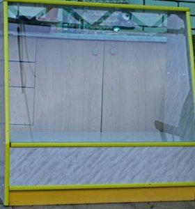 витрина магазинная