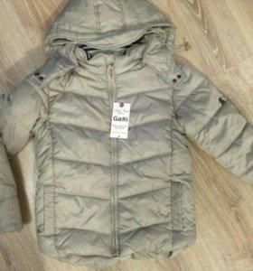Новая куртка Gatti