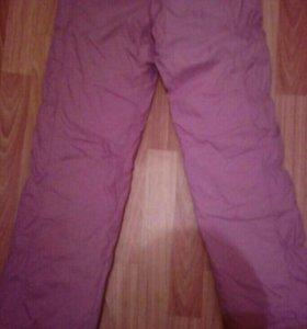 Болонивые штаны