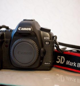 Canon 5D Mark 2 + объективы
