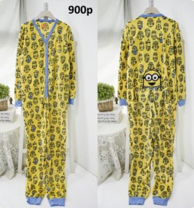 Кигуруми флисовая пижама