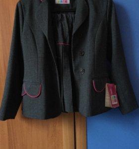 Школьная форма «Барби» (юбка, пиджак)