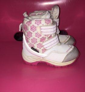 ботинки,детские