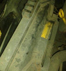 радиатор Chevrolet Lanos