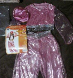 Карнавальный костюм восточной красавицы.