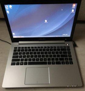 Ноутбук Asus s400c