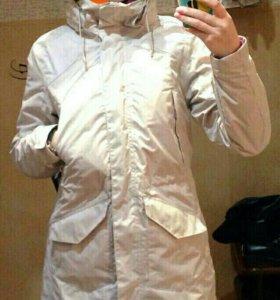 Куртка парка еврозима
