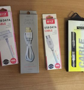 USB кабель на iPhone 5,5s 6,6s 7