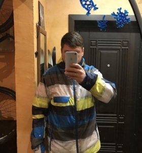 Куртка сноубордическая мужская