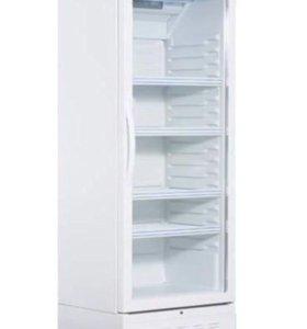 Витринный холодильник атлант