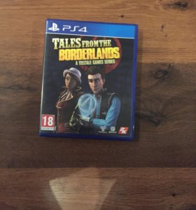 Диск на PS4: Tales from the borderlands!