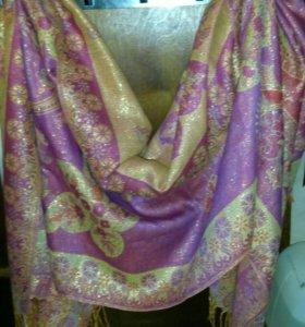 Платок-накидка-шарф