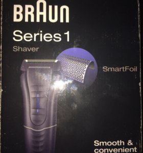 Электробритва BRAUN SERIES 1