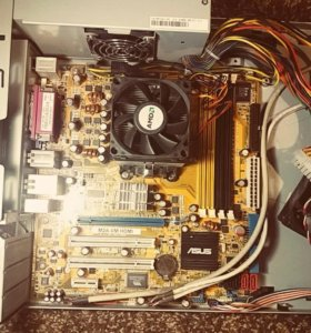 Материнская плата ASUS M2A-VM HDMI