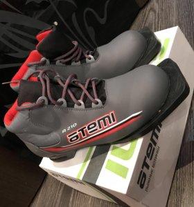 Лыжные ботинки 37 размер