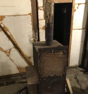 котел для бани гаража