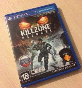 """Game for PS VITA """" KILLZONE """""""