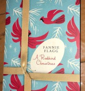 Fannie Flagg - a redbird Christmas