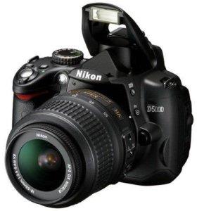 NIKON D5000 KIT AF-S DX18-55VR