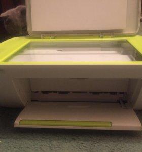 Принтер HP (сканер,принт и копир)