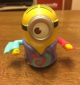 Коллекционная игрушка из Happy meal