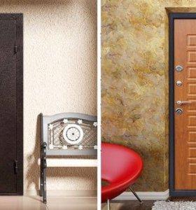 Входные метал.двери