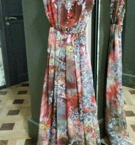 Платье летнее 42-44р.