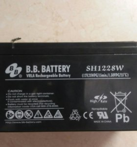 Аккумулятор для ИБП УПС