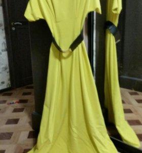 Платье вечернее 42-44 р.