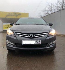 Hyundai Solaris АКПП 1.6 2016г
