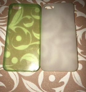 Б/у чехлы для iPhone 5/5s